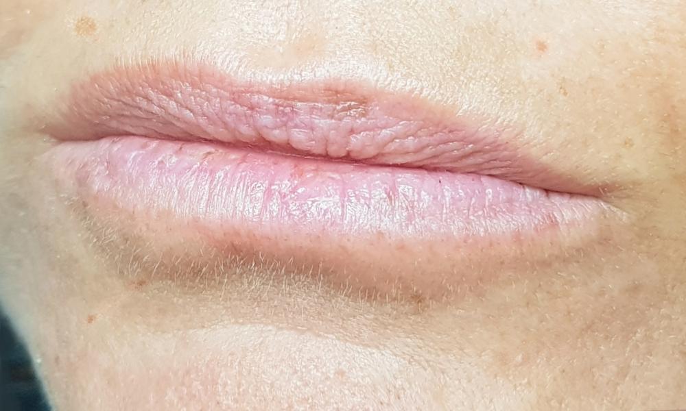 Labbra Effetto Naturale